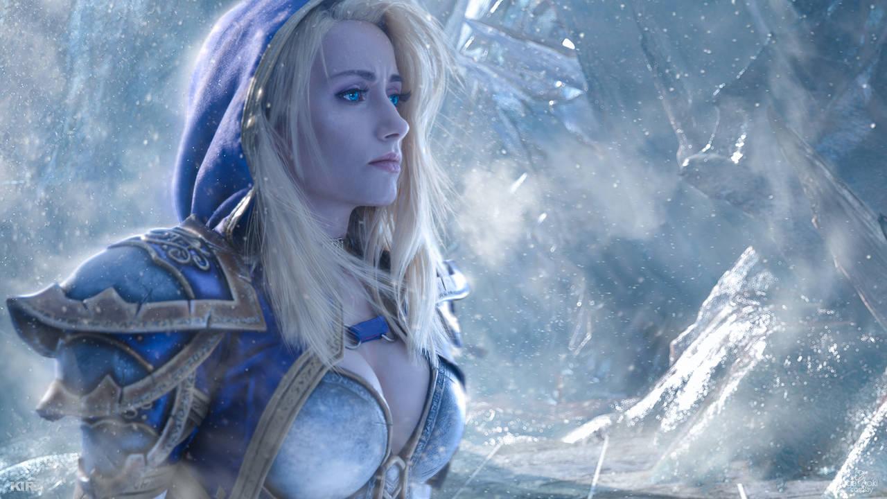 Jaina - Icecrown Citadel by Narga-Lifestream