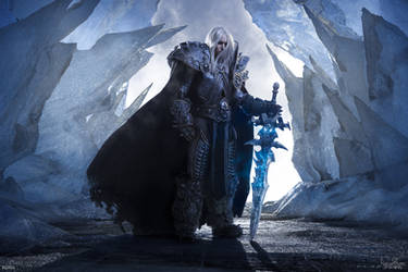 Arthas Menethil - Frozen Throne