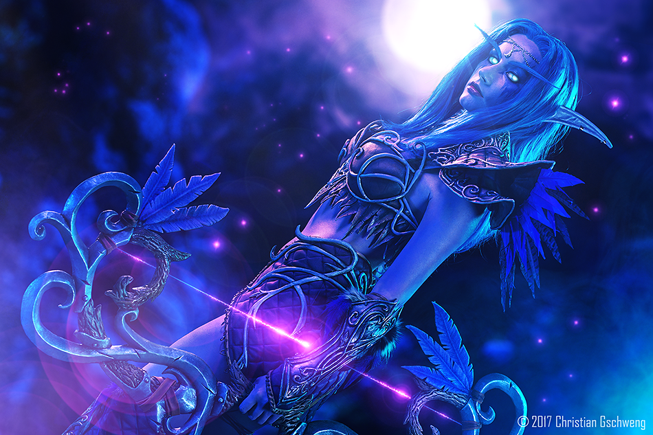 Tyrande Whisperwind By Narga Lifestream
