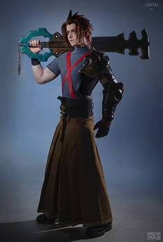 Terra - Kingdom Hearts