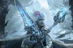 Frost Lich Jaina IX - New Queen