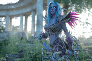 Tyrande - Temple of Elune