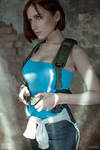 Jill Valentine V by Narga-Lifestream