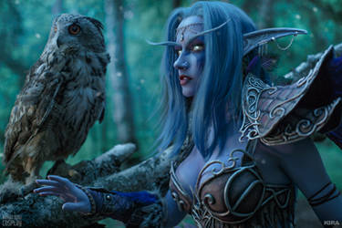 Tyrande Whisperwind - For the Wild