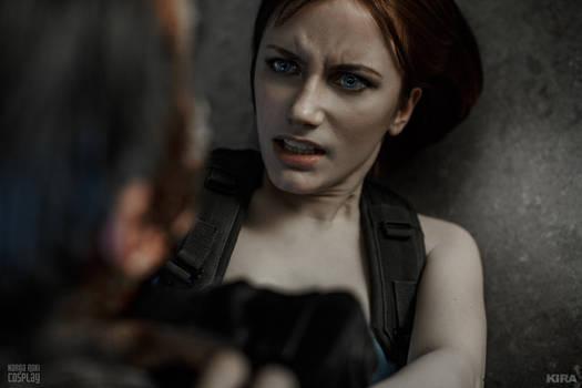 Jill Valentine - Last Escape 4