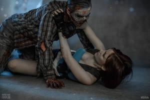 Jill Valentine - Last Escape 5 by Narga-Lifestream