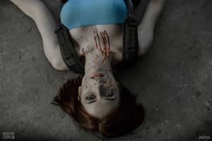 Jill Valentine - Last Escape 9 by Narga-Lifestream