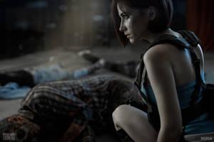 Jill Valentine - Last Escape 10 by Narga-Lifestream