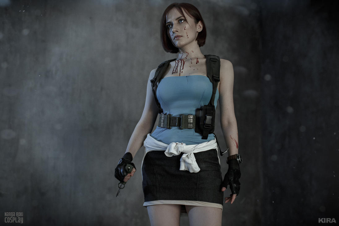 Jill Valentine - Last Escape 11 by Narga-Lifestream