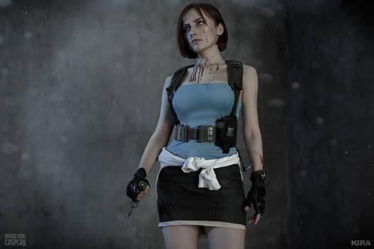 Jill Valentine - Last Escape 11