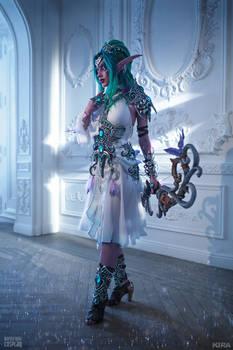 Tyrande - High Priestess of Elune