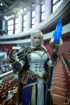 New costume - Jaina from Battle for Azeroth