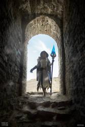 Jaina Proudmoore - Battle for Lordaeron 1 by Narga-Lifestream