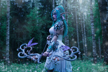 Tyrande Whisperwind - Tribute to Teldrassil