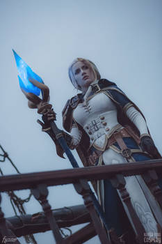Jaina Proudmoore - Lord Admiral