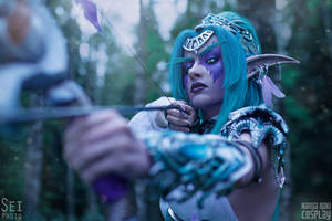 Tyrande Whisperwind by Narga-Lifestream