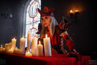 High Inquisitior Whitemane - World of Warcraft