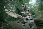 On the hunt - Monster Hunter Kirin