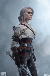 Cirilla - The Witcher 3 Wild Hunt