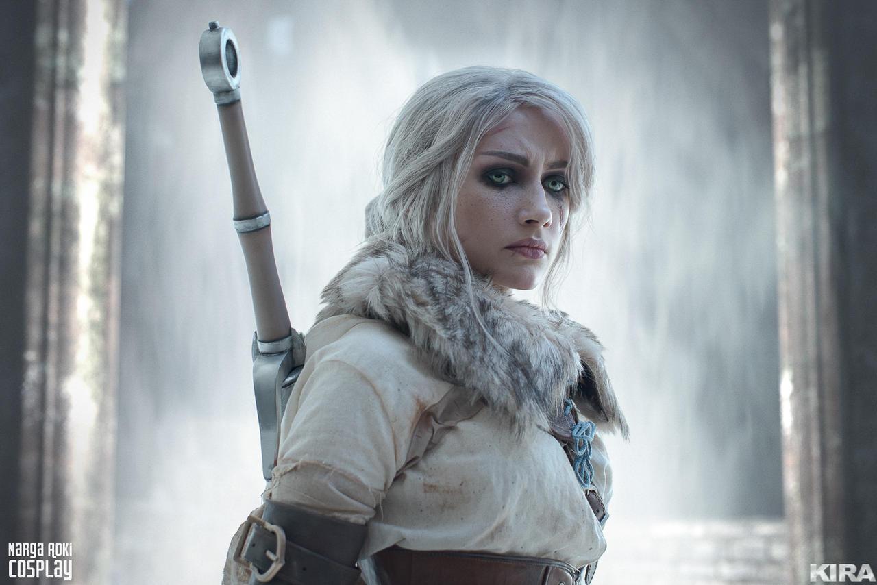 Tedd Deireadh, The Final Age - Ciri cosplay