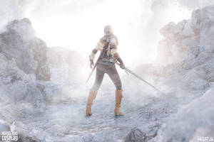 Ciri and the White Frost