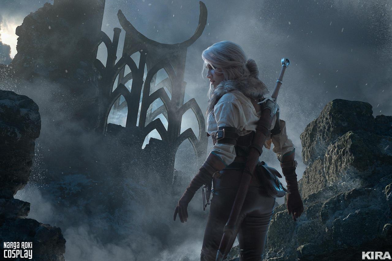 The Witcher 3 Ciri Tor Gvalch Ca By Narga Lifestream On Deviantart