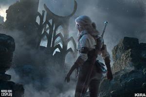 The Witcher 3 - Ciri - Tor Gvalch'ca