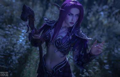 Night elf Druid - World of Warcraft Classic