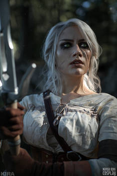Cirilla - The Witcher 3 cosplay