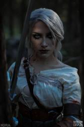 Hunt or be hunted - Ciri cosplay