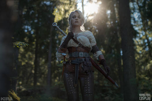 Ciri - Lady of Space and Time
