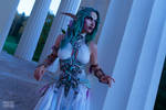The Goddess calls - Tyrande Whisperwind