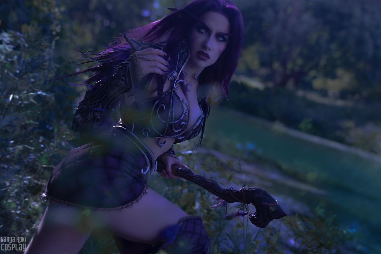 Ambush - Night elf druid - World of Warcraft