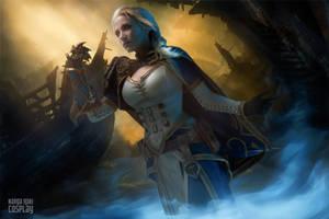 Daughter of the Sea - Jaina Proudmoore
