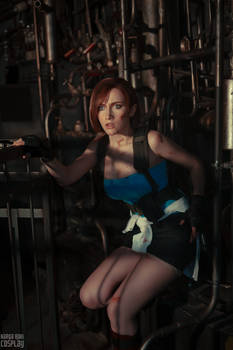Jill Valentine - RE3: Nemesis