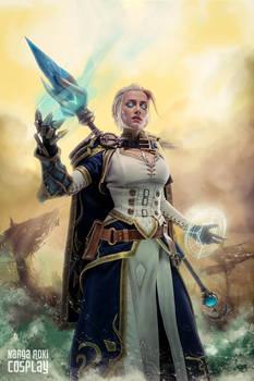 Lady Admiral Jaina Proudmoore