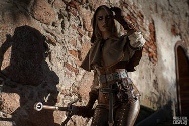 Payback - Ciri - The Witcher 3