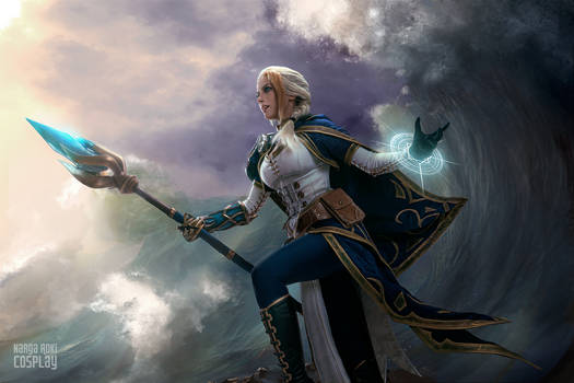 Jaina Proudmoore - The storm is coming