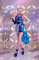 K/DA MORE - Ahri cosplay