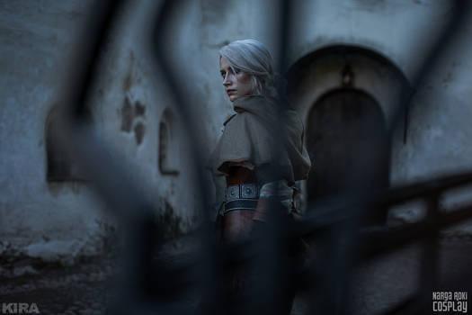 Ciri - The Witcher 3 - Hiding in Novigrad