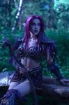 Ishnu-alah, traveler - Night Elf Druid