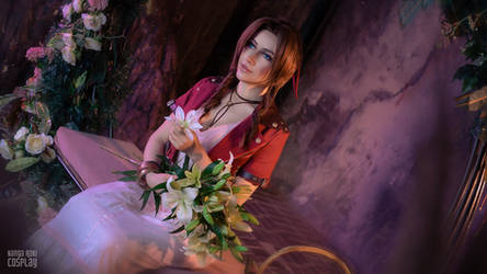 Aerith Gainsborough - The Flower girl