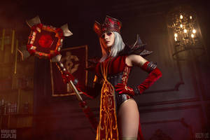Let the Inquisition commence - Sally Whitemane