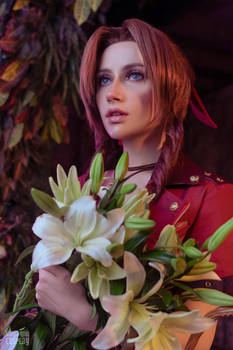 Would you buy some flower? - Aerith - FFVII Remake