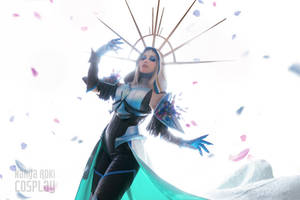 Cris Tales - Time Empress cosplay