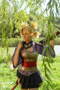 Temari cosplay