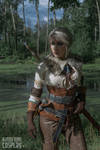 Ciri - The Witcher 3 Wild Hunt