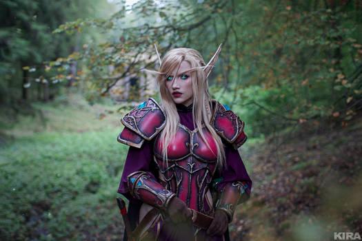 Blood elf female - World of Warcraft