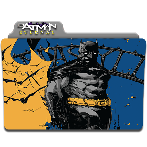 Batman Eternal by sostomate9