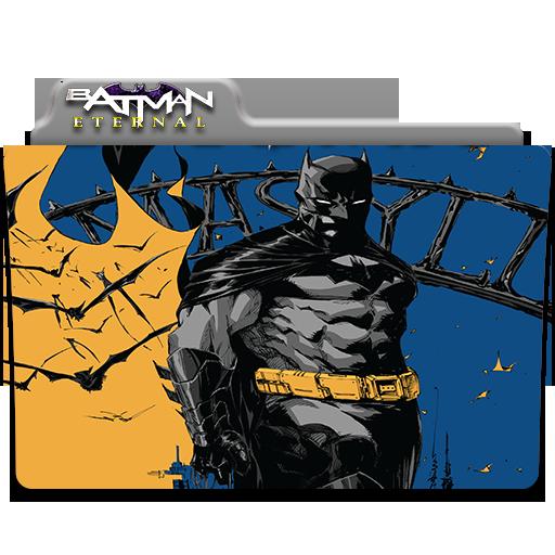 Batman Eternal by sostomate9